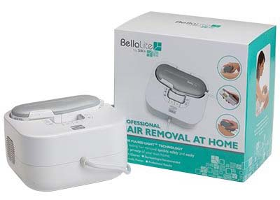 Silk'n Bellalite hair removal system reviews