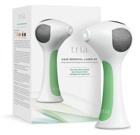 tria hair removal laser 4x review